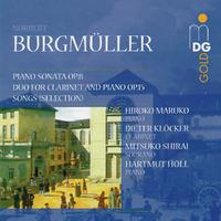 Chamber Music & Songs: Piano Sonata-Dieter Klocker, Hiroko Maruko, Holl-CD