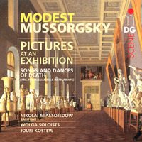 Pictures At An Exhibition-Nikolai Miassojedov, Wolga Virtuoso-CD