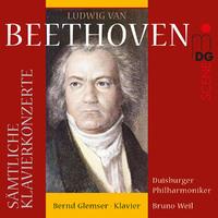 Complete Piano Concertos-Bernd Glemser, Duisburger Phiharmon-CD