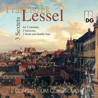 Wind Sextets-Consortium Classicum-CD