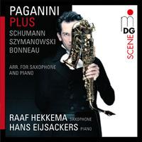 Works For Saxophone & Piano-Hans Eijsackers, Raaf Hekkema-CD