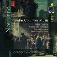 Guitar Chamber Music 'Notturno'-Consortium Classicum-CD