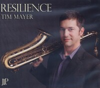 Resilience-Tim Mayer-CD
