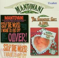 The Greatest Gift Is Love / Stop TH-Mantovani-CD