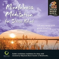 Mindfulness Med. Stress Relief-Mind Body & Soul Series-CD