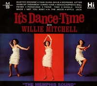 It's Dance Time-Willie Mitchell-CD