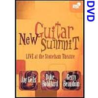 New Guitar Summit(Live)-DVD