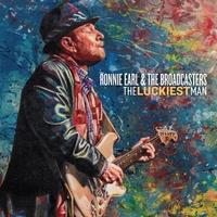 Luckiest Man -Digi--Ronnie Earl & The Broadc-CD