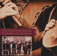 National Duduk Ensemble Of Armenia-National Duduk Ensemble Of Armenia-CD