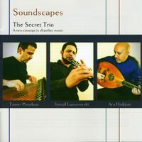 Soundscapes-The Secret Trio-CD
