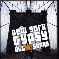 Romantech-The New York City Gipsy All Stars-CD
