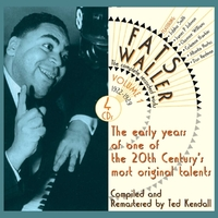 Vol. 1 1922-1929-Fats Waller-CD