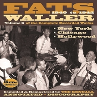 Vol. 6. The Complete Recorded Works-Fats Waller-CD