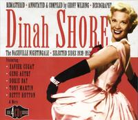 The Nashville Nightingale 1939-55-Dinah Shore-CD