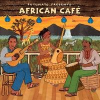African Cafe-Putumayo Presents-CD