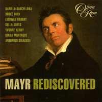 Mayr Rediscovered--CD