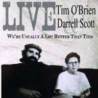 We're Usually A Lot..-Darrell Scot, Tim O'Brien-CD