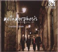 Metamorphosis-Cuarteto Casals-CD