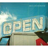 Open-Boo Hewerdine-CD
