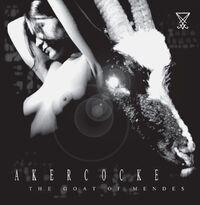 Goat Of Mendes -Digi--Akercocke-CD