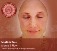 Merge & Flow-Snatam Kaur-CD