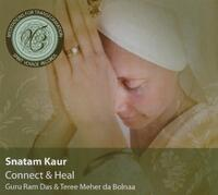 Connect & Heal-Snatam Kaur-CD