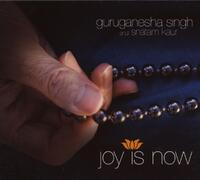 Joy Is Now-Guruganesha Singh-CD