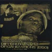 Featering Bushwick Bill-Different Style Organizat-CD