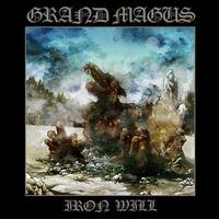 Iron Will-Grand Magus-LP