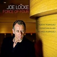 Force Of Four-Joe Locke-CD