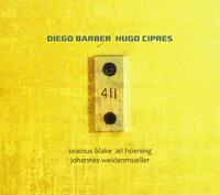 '411'-Diego Barber, Hugo Cipres-CD