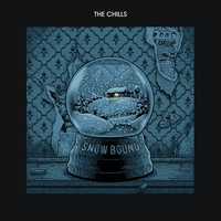 Snow Bound (Clear & White Splatter)-Chills-LP