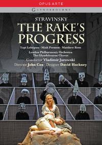 Rake's Progress-DVD