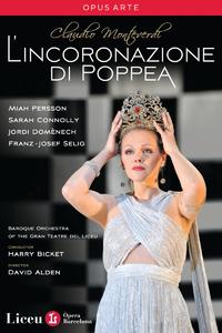 L'Incoronazione Di Poppea-DVD