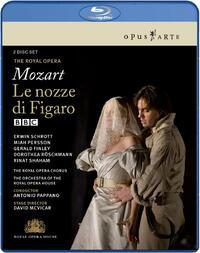 Le Nozze Di Figaro-Blu-Ray
