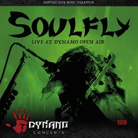 Live At Dynamo Open Air 1998-Soulfly-CD
