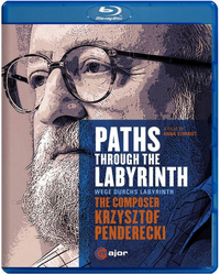 The Composer Krzysztof Penderecki – Paths Through The Labyrinth-Blu-Ray