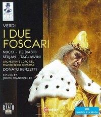 Verdi: I Due Foscari (Parma 2009) (Leo Nucci/ Roberto De Biasio/ Tatiana Serjan/ Roberto Tagliavini/ Orchestra E Coro Del Teatro Regio Di Parma/ Donato Renzetti)-Blu-Ray