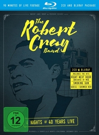 Robert Cray - 4 Nights Of 40..-Blu-Ray