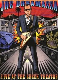 Joe Bonamassa - Live At The Greek Theatre-DVD