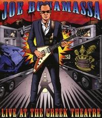Joe Bonamassa - Live At The Greek Theatre-Blu-Ray