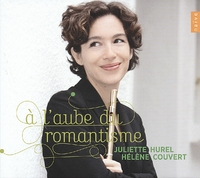 A Laube Du Romantisme-Hurel Couvert-CD
