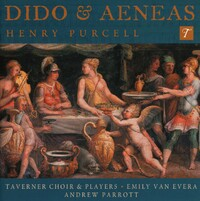 Purcell: Dido & Aeneas-Andrew Parrott, Ben Parry, Emily van Evera-CD