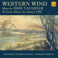 Western Wind - Music By John Taverner & Court Musi-Andrew Parrott-CD
