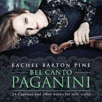 Bel Canto Paganini-Rachel Barton Pine-CD