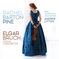 Violin Concertos-Rachel Barton Pine-CD