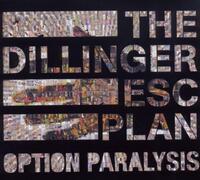 Option Paralysis -Digi--Dillinger Escape Plan-CD