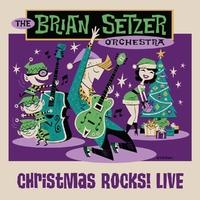 Brian Setzer - Christmas Rocks! Live-Blu-Ray