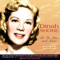 All The Hits And More..-Dinah Shore-CD
