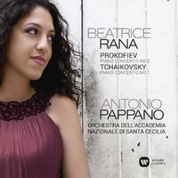 Piano Concertos-Beatrice Rana-CD